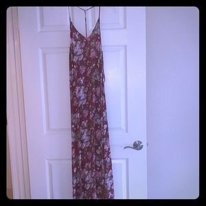 Band of Gypsies Spring/Summer Floral Maxi Dress